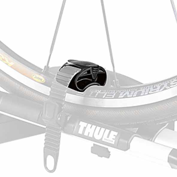 Thule 986 Roue strap locks and keys pour 591 598 Vélo Cycle Carriers